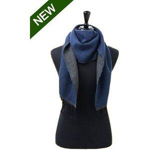 Asquith & Fox Two-tone Soft Scarf
