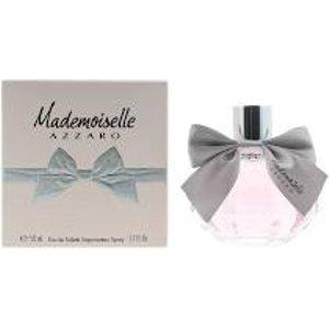 Azzaro Mademoiselle Eau De Toilette 50ml Edt Spray