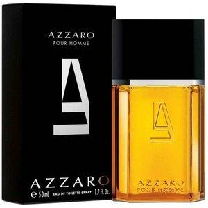 Azzaro Pour Homme Eau De Toilette 50ml Edt Spray