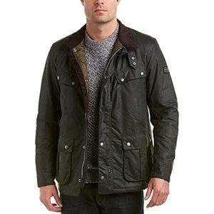 Barbour Intl. Duke Waxed Jacket L