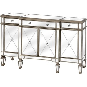Belfry Collection Mirrored Sideboard