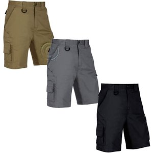Blaklader Cargo Combat Work Shorts With Multi Pockets - 1447 Navy Blue - (c60)w44 X L34, Navy blue