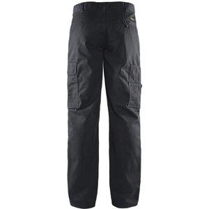Blaklader Workwear Basic Cargo Combat Work Trousers -1400 1800 Navy Blue - (c54)w38 X L32, Navy blue