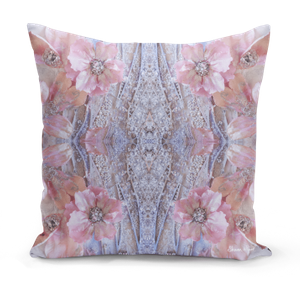 Blessed Pink Floor Cushion Jenny Tess