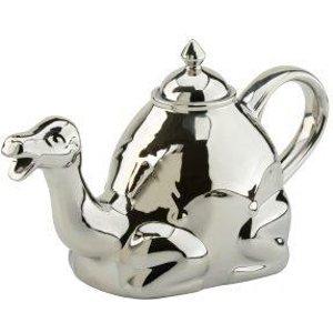 Camel Teapot Platinum