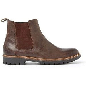 Chatham Chirk Chelsea Boots Dark Brown 7