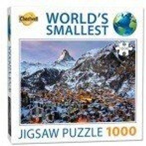 Cheatwell Games World Smallest Matterhorn Jigsaw Puzzle Matterhorn