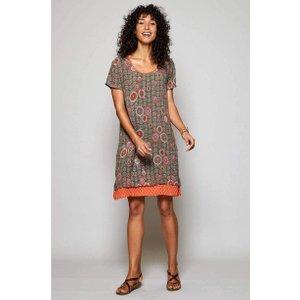 Clay Zanzibar Tunic Dress 10