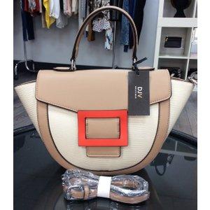 Coral Buckle Bag