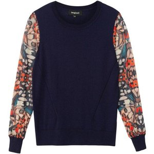 Desigual Pompeya Sweater - Marino S