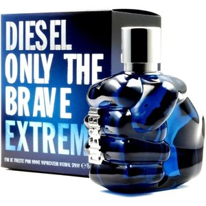 Diesel Only The Brave Extreme Eau De Toilette 50ml Edt Spray