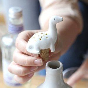 Dinosaur Bottle Stopper