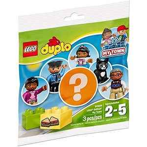 Duplo Lego My Town Poly Bag Suprise Gift Set 30324 - Brand New
