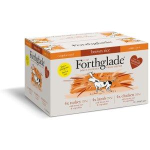 Forthglade Complete 12 X 395g Turkey/lamb/chicken