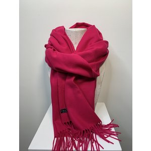 Fraas  Super Cashmere Feel Pashmina Bright Pink