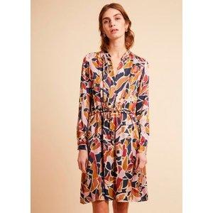 Frnch Any Dress - Jardin Volant M