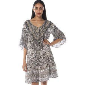 Inoa Gypsy Dress In Casablanca T2