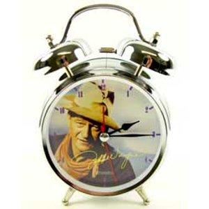 John Wayne 4' Alarm Clock