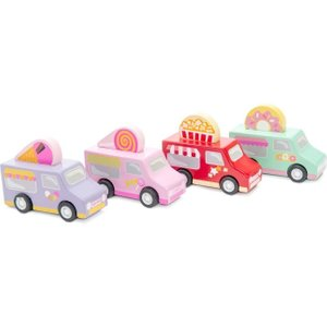 Le Toy Van, Sweets And Treats Pull Back Racers