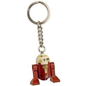 Lego Star Wars R7-a7 Droid Key Chain 852548 By Lego