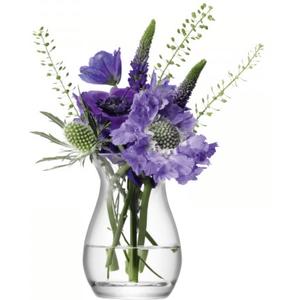 Lsa Mini Posy Vase - Clear