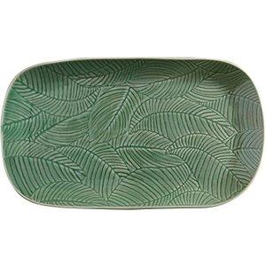 Maxwell & Williams - Panama - Oblong Serving Platter In Gift Box - Kiwi