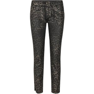 Mos Mosh Sumner Animal Coated Jeans 27