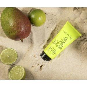 Nourishing Anti-bacterial Hand Cream, Lime & Mango - Betty Hula