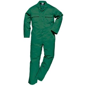 Portwest Euro Work Boilersuit Coverall - S999 Red - Xxl, Red