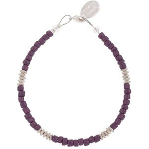 Purple Aztec Bracelet