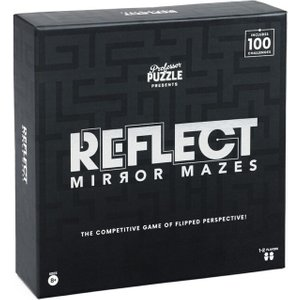 Reflect Mirror Maze Game By Professor Puzzle