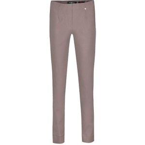Robell Trouser Marie Full Length Trouser - Almond 10