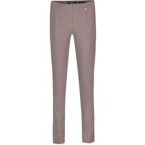Robell Trouser Marie Full Length Trouser - Almond 16