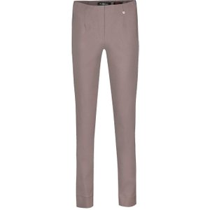 Robell Trousers  Marie Petite Length Trousers - Almond 14s