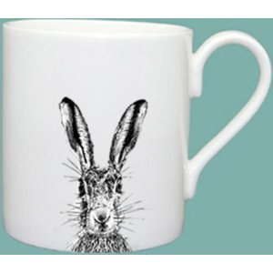 Sassy Hare Large Mug