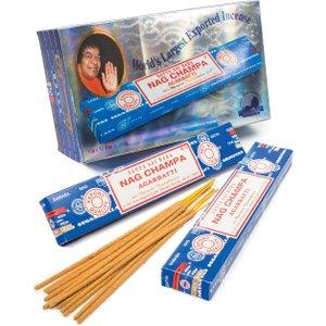 Satya Sai Baba Incense 15g - Nag Champa