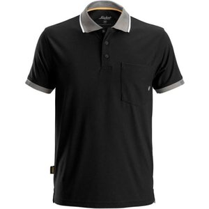 Snickers Allroundwork 37 5 Short Sleeve Polo Shirt-2724 Chilli Red - Xx Large, Chilli Red