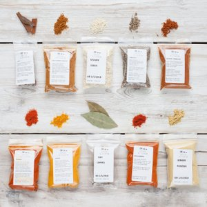 Spice Refills - Spice Pic 'n' Mix! Choose From Over 75 Items