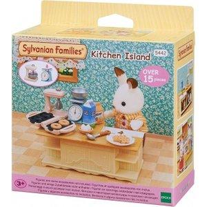 Sylvanian Families - Kitchen Island