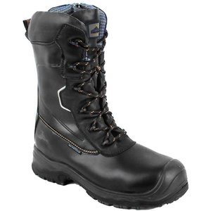 Tractionlite Composite S3 Zip/lace Fastening Waterproof Safety Boot   - Fd01 40