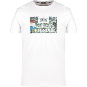 Weekend Offender Badman T-shirt - White Extra Large