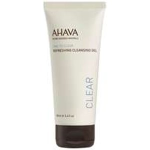 Ahava Cleansers Time To Clear Refreshing Cleansing Gel 100ml Skincare