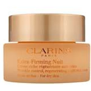 Clarins Extra-firming Night Cream For Dry Skin 50ml / 1.6 Oz. Skincare