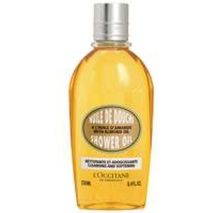 L'occitane Almond Shower Oil 250ml Skincare