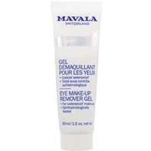 Mavala Eye Care Eye Make Up Remover Gel 50ml Skincare