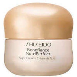 Shiseido Day And Night Creams Benefiance: Nutriperfect Night Cream 50ml / 1.7 Oz. Skincare