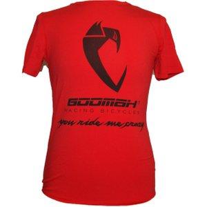 Assos Short Sleeve Highfive T-shirt Goomah Red
