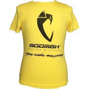 Assos Ss.raining T-shirt Goomah Yellow