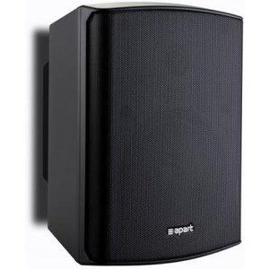 Apart Sdq5pir-bl Loudspeaker 60 W Black Audio Systems