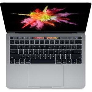 "Apple Macbook Pro Notebook Silver 33.8 Cm (13.3"") 2560 X 1600 Pixels 7th Gen Intel Co Z0uq2000295080usa/uk Computer Components"